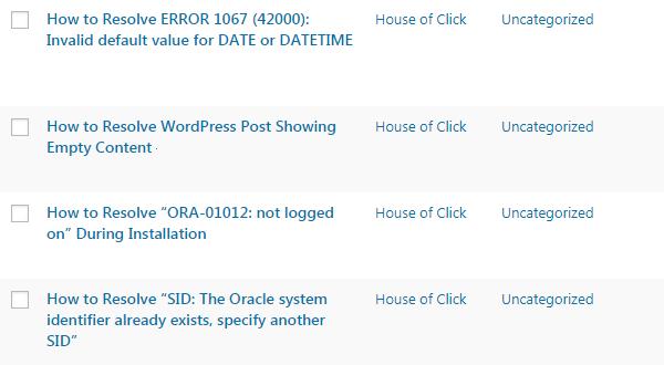 WordPress Change Uncategorized Name Before